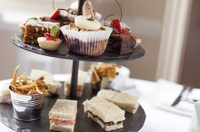 Relax and enjoy a traditional Afternoon Tea at the historic Bedford Hotel in the heart of Tavistock.