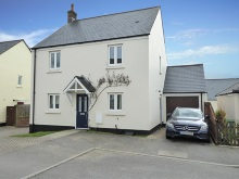 Beautifully Presented Detached House in North Tawton